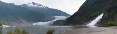 glacier-and-waterfall-panorama