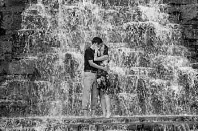 waterfall-kiss